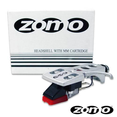 Zomo Headshell +Zomo 1010 silver_1