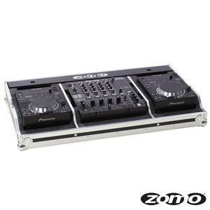 Zomo Flightcase Set 350 für 2 x CDJ-350 und 1 x Pioneer DJM-600/700/800_1
