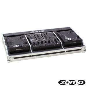 Zomo Flightcase Set 350 for 2x CDJ-350 + 1x DJM-600/700/800_1