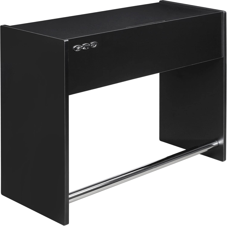zomo deck stand ibiza 120 dj tische dj m bel produkte zomo shop. Black Bedroom Furniture Sets. Home Design Ideas