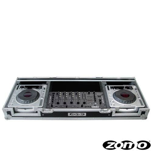 "Zomo Flightcase P-800/19 for 2x CDJ-800 + 1x 19""_1"
