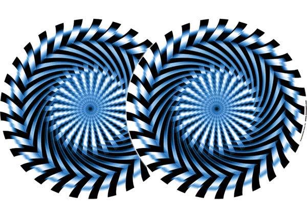 2x Zomo Slipmats - Saw - blue_1