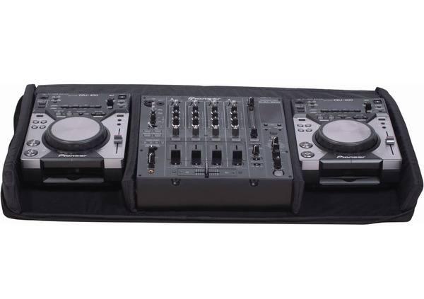 """Zomo CDJ Mixing Bag - 2x CDJ-100/200/400 + 12"""" Mixer_1"""