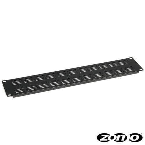 Zomo HX-2 19 Zoll Rack Blende mit Lüftungsschlitzen_1