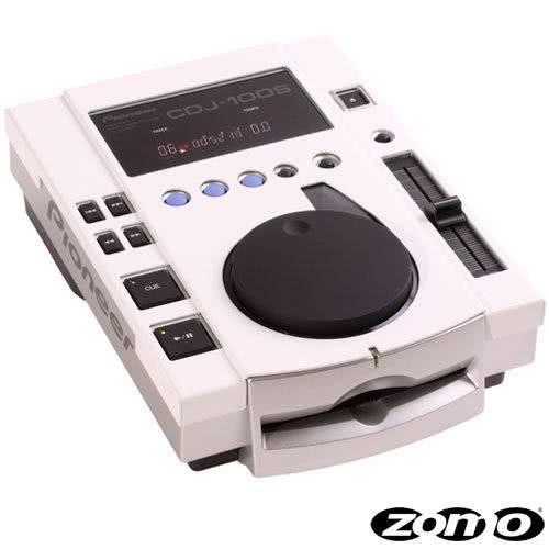 Zomo Faceplate Twin CDJ-100 weiß (1 Paar)_1