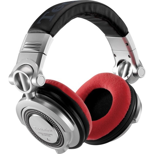 Zomo Earpad Set VELOUR for Technics RP-DH1200 and Pioneer HDJ-1000/-1500/-2000_1