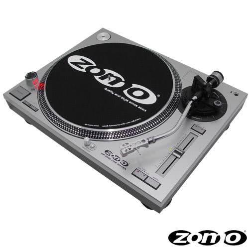 Zomo DP-5000 USB silber_1