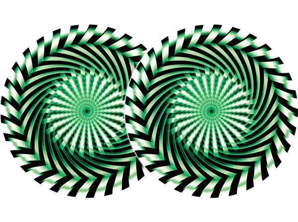 2x Zomo Slipmats - Säge grün_1