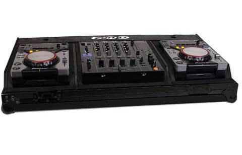Zomo Set 400 MK2 NSE - Flightcase 2x CDJ-400 + 1x DJM-600_1