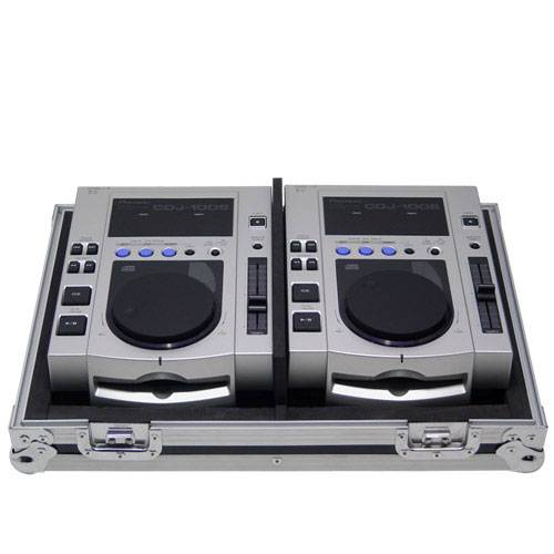 Zomo PC-100/2 - Flightcase 2x Pioneer CDJ-100_1