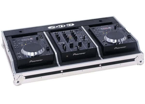Zomo Set 310 - Flightcase 2x CDJ-350 + 1x DJM-350_1