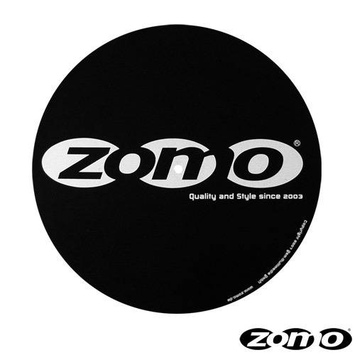 Slipmats Zomo Logo weiß (Doppelpack)_1