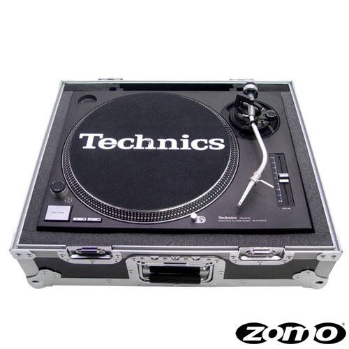 Zomo Flightcase T-2 für 1 x Turntable_1