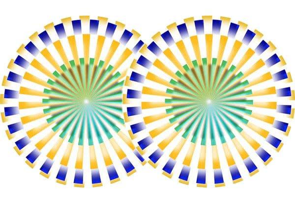 2x Zomo Slipmats - Pinwheel 2_1