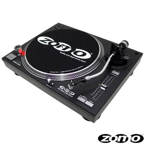 Zomo DP-4000 USB schwarz_1