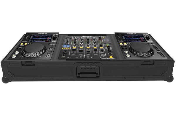 "Zomo Set-700 NSE - Flightcase 2x Pioneer XDJ-700 + 1x 12"" Mixer_1"