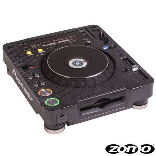 Zomo Faceplate Twin CDJ-1000 carbon (1 Paar)_1
